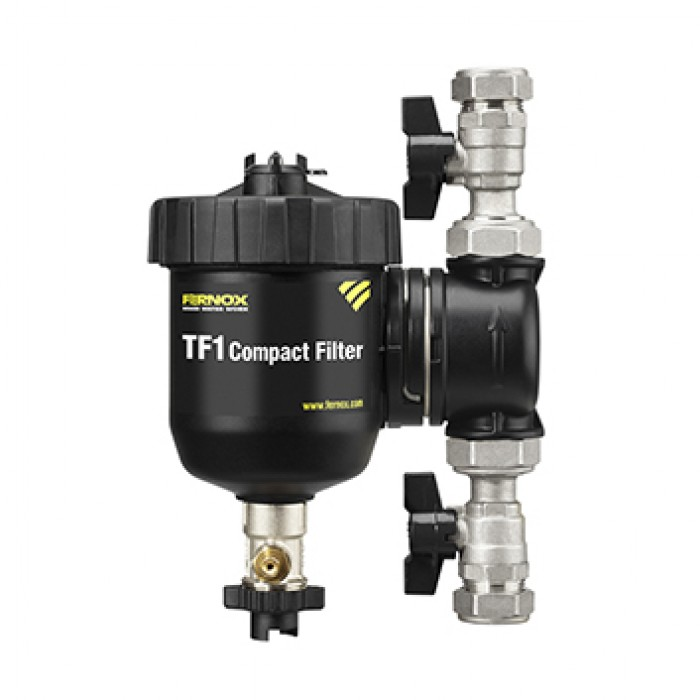 """Filtr na vodu pro vytápění TF1 Compact 3/4"""" FERNOX"""