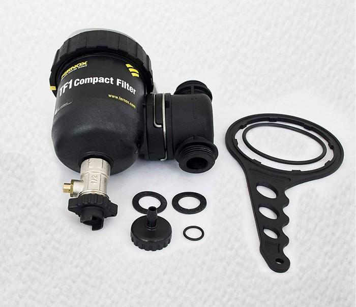 Filtr na vodu pro vytápění TF1 Compact FERNOX