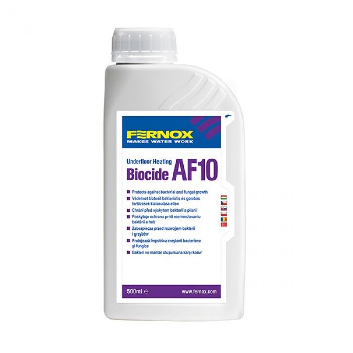 AF-10 Biocide antibakteriální kapalina pro podlahové topení 500ml FERNOX
