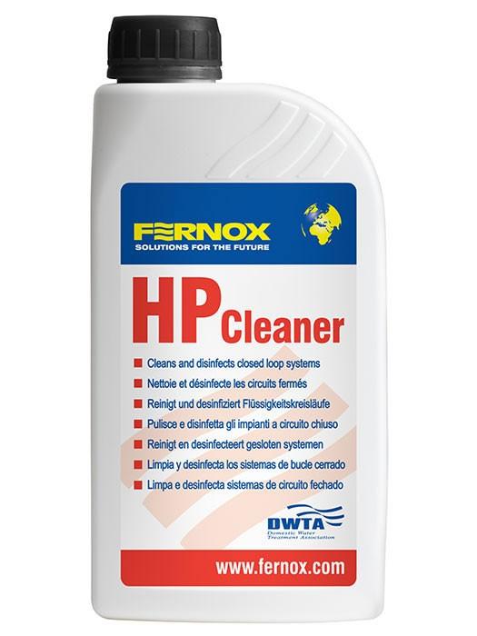 Čisticí a dezinfekční kapalina pro tepelná čerpadla a podlahové topení HP Cleaner 1L FERNOX