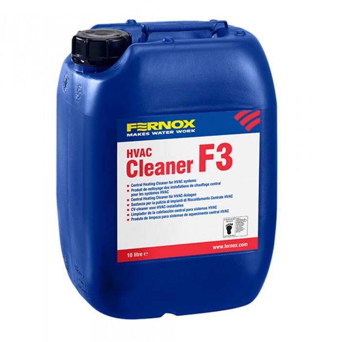 Čisticí a dezinfekční kapalina pro tepelná čerpadla a podlahové topení HP Cleaner 10L FERNOX