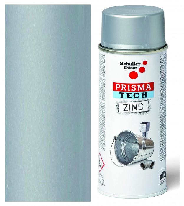 Schuller Eh'klar sprej Prisma Color 91070 zinkový světlý 400ml