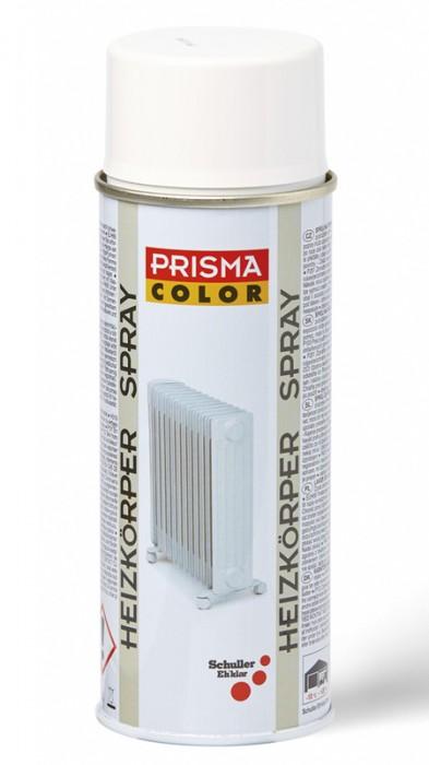 Schuller Ehklar PRISMA COLOR 91152 Sprej bílý na topná tělesa a radiátory RAL 9010 400 ml